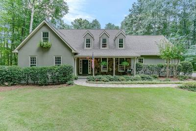 Kennesaw Single Family Home For Sale: 4937 Hadaway Road