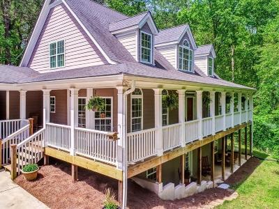 Pickens County Single Family Home For Sale: 231 Beaver Ridge Road