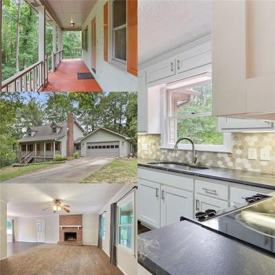 Loganville Single Family Home For Sale: 2690 Sandy Creek Circle