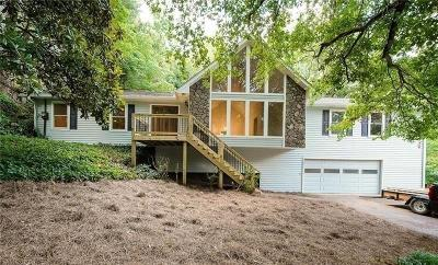 Marietta Single Family Home For Sale: 2250 Piedmont Ridge Drive