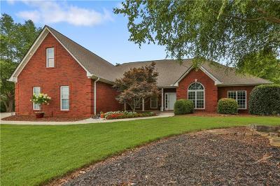 Coweta County Single Family Home For Sale: 165 Lake Park Drive