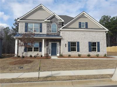 Loganville Single Family Home For Sale: 3598 Spring Place Court