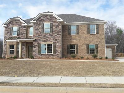 Loganville Single Family Home For Sale: 3578 Spring Place Court