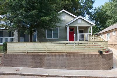 Atlanta Single Family Home For Sale: 873 Thurmond Street NW