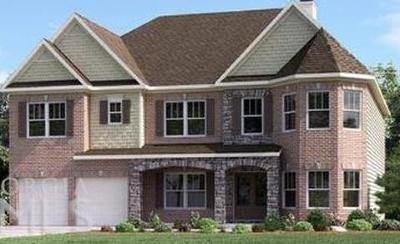 Powder Springs Single Family Home For Sale: 2555 Cashel Lane