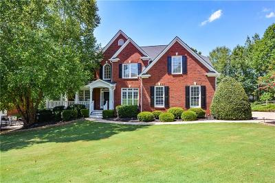 Acworth Single Family Home For Sale: 70 Timber Creek Lane