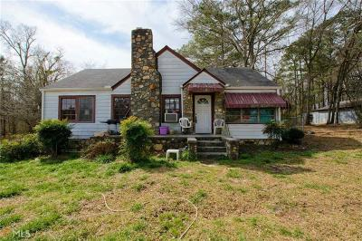 Carrollton Single Family Home For Sale: 4312 N Highway 27