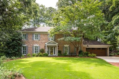 Dunwoody Single Family Home For Sale: 5035 Pine Bark Circle