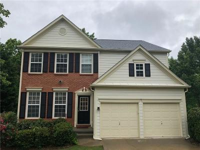Milton Single Family Home For Sale: 710 Alstonefield Drive