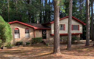Lilburn Single Family Home For Sale: 879 Pinecrest Circle SW