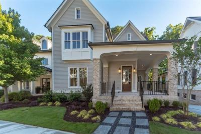 Peachtree Corners, Norcross Single Family Home For Sale: 5921 Brundage Lane