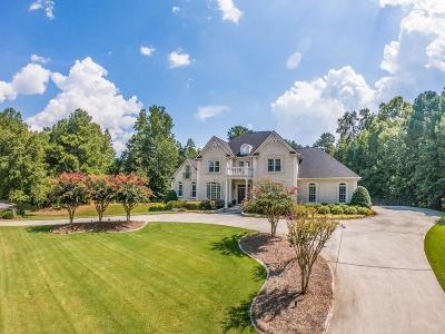 Covington Single Family Home For Sale: 80 Kinloch Court