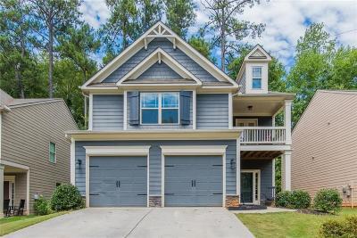 Acworth Single Family Home For Sale: 2342 Proctor Creek Enclave