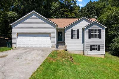 Calhoun Single Family Home For Sale: 462 Buck Boulevard SE