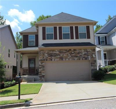 Buford Single Family Home For Sale: 2979 Woodward Down Trail