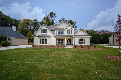 Loganville Single Family Home For Sale: 805 Mildred Lane