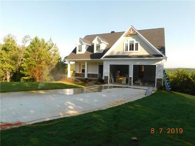 Pickens County Single Family Home For Sale: 324 Stonledge Drive