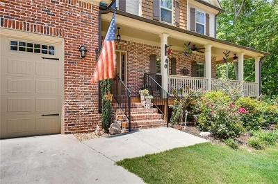 Cartersville Single Family Home For Sale: 40 Grand Georgian Court NE