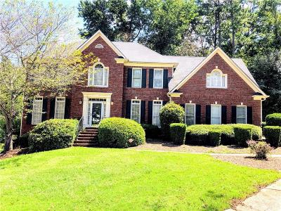 Conyers Single Family Home For Sale: 1808 Winsor Crossing SE