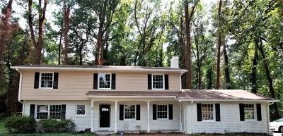 Marietta Single Family Home For Sale: 81 Cecil Drive