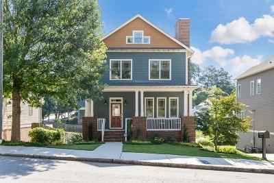 Atlanta Single Family Home For Sale: 632 Eloise Street SE