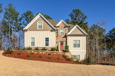 Cartersville Single Family Home For Sale: 10 NE Westview Court NE