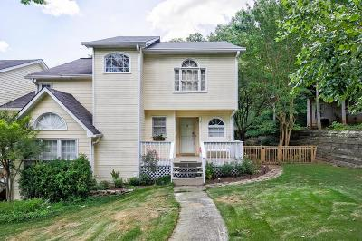 Marietta Condo/Townhouse For Sale: 914 Mill Stone Drive