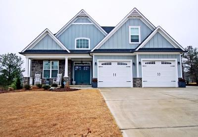 Cartersville Single Family Home For Sale: 26 Greystone Way SE