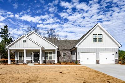 Single Family Home For Sale: 17 Greystone Way SE