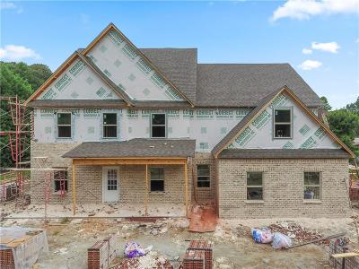 Lawrenceville Single Family Home For Sale: 449 Fosters Cove Way