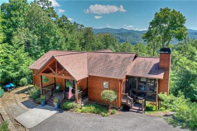 Blue Ridge Single Family Home For Sale: 330 Choctaw Ridge