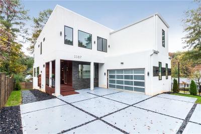 Atlanta Single Family Home For Sale: 1107 Country Lane NE