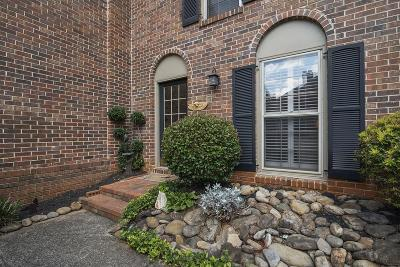 Sandy Springs Condo/Townhouse For Sale: 417 The North Chace