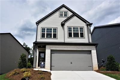 Canton Single Family Home For Sale: 595 Summit Point