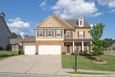 Lawrenceville Single Family Home For Sale: 933 Ensign Peak Court