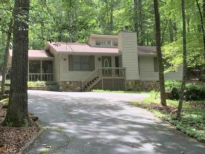 White County Single Family Home For Sale: 495 Cherokee Trail