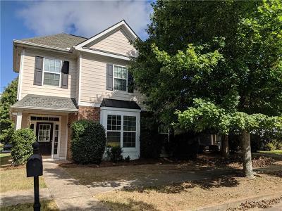 Fairburn Single Family Home For Sale: 6101 Park Close