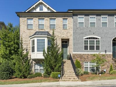 Smyrna Condo/Townhouse For Sale: 4666 Pine Street SE