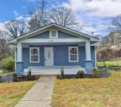 Atlanta Single Family Home For Sale: 2358 NW St. James Drive