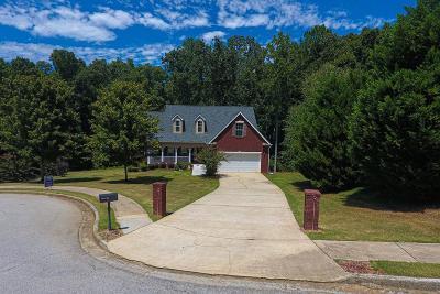 Covington Single Family Home For Sale: 30 Glen Ridge Court