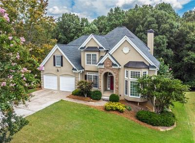 Suwanee Single Family Home For Sale: 6115 Masters Club Drive