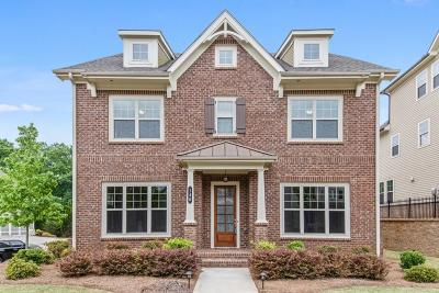 Alpharetta Single Family Home For Sale: 140 Spur Lane