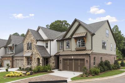 Marietta Condo/Townhouse For Sale: 4157 Avid Park NE #14