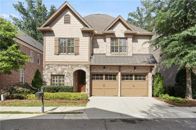 Sandy Springs Single Family Home For Sale: 34 High Top Circle