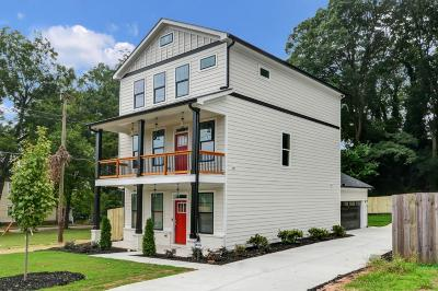 Atlanta Single Family Home For Sale: 1993 Memorial Drive