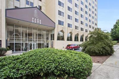 Atlanta Condo/Townhouse For Sale: 2479 Peachtree Road NE #1105