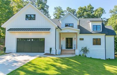 Single Family Home For Sale: 2330 Hills Lane Drive SE