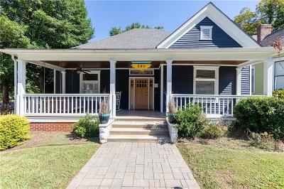 Atlanta Single Family Home For Sale: 290 Georgia Avenue SE