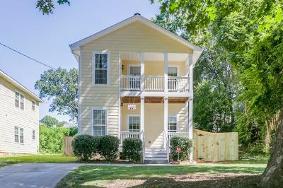 Atlanta Single Family Home For Sale: 94 Ormond Street SE