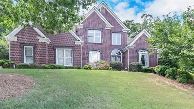 Marietta Single Family Home For Sale: 1416 Cameron Glen Drive